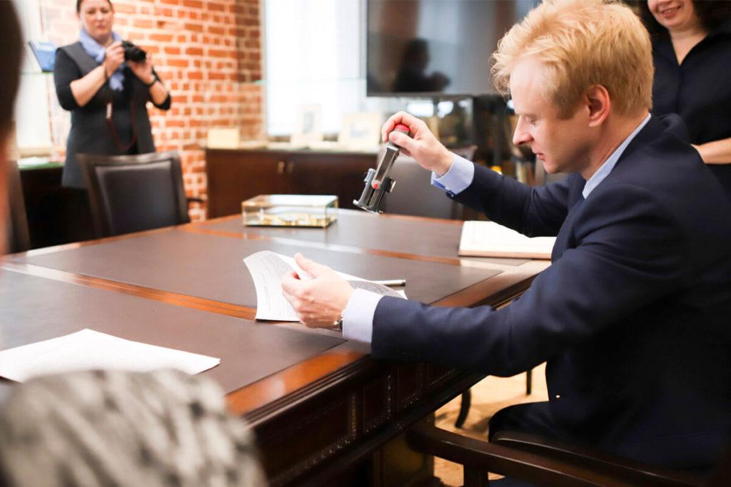 Как составить учредительный договор для ООО