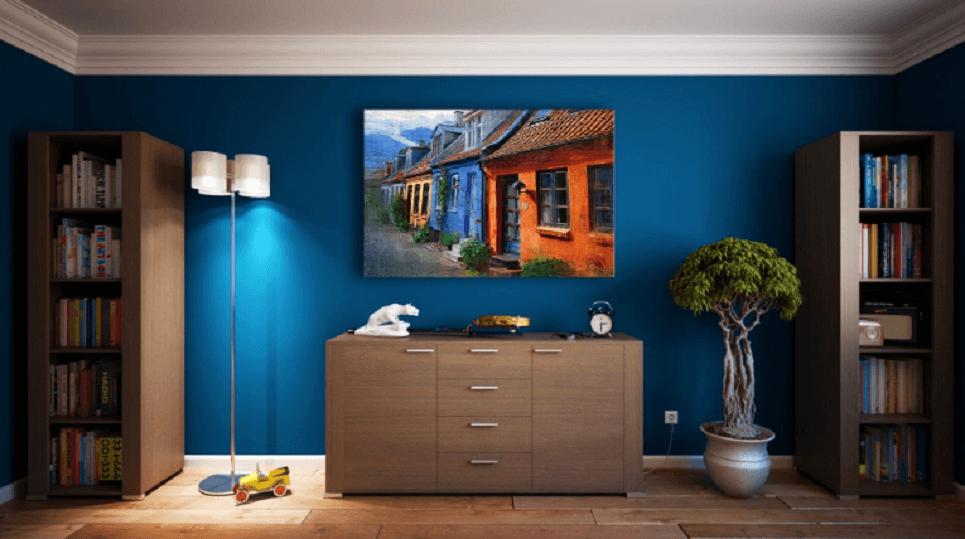 На фото изображена мебель, которая входит в стоимость квартиры.